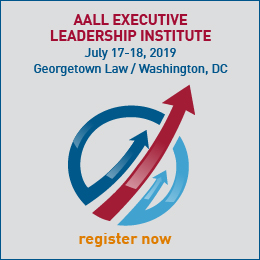 AALL Executive Leadership Institute