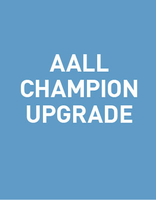 AALL Champion Upgrade