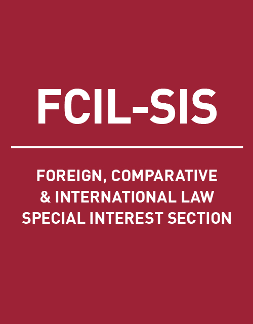 Foreign, Comparative & International Law SIS