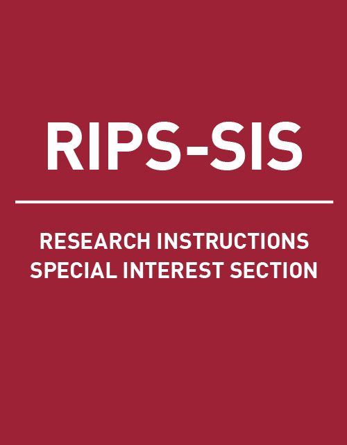 Research Instruction & Patron Services SIS