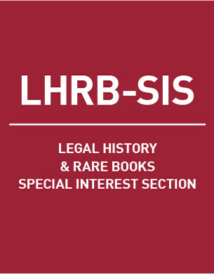 Legal History & Rare Books