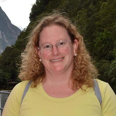 AALL member Sarah Uehlein