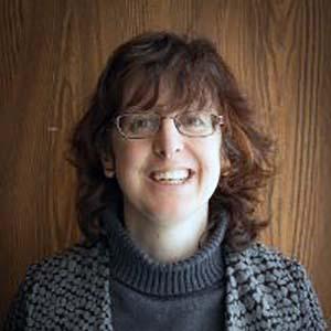 AALL member Debbie Ginsburg