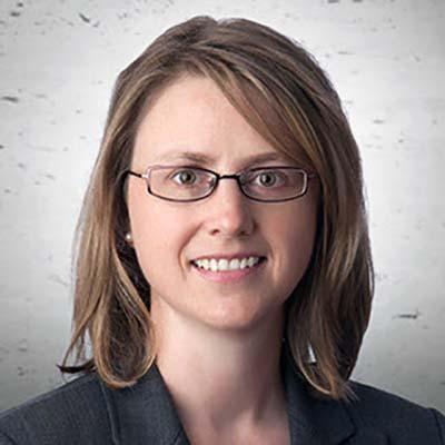 AALL member Jeanette Woessner