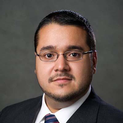 AALL member Alex Barrio Matamros