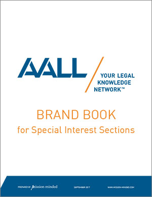 AALL Brand Book for SISs