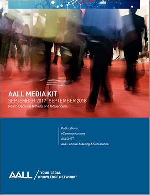 AALL Media Kit cover