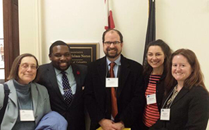 AALL Members on Capitol Hill