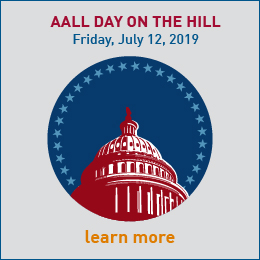 AALL Day of the Hill ad