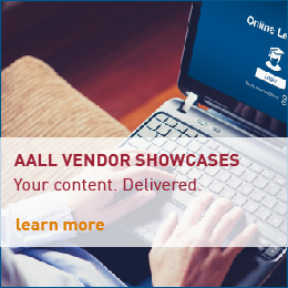 Vendor Showcase ad