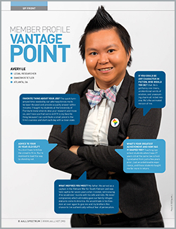 Avery Le's member profile in AALL Spectrum