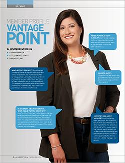 Allison Reeve Davis's member profile in AALL Spectrum