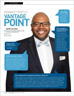 Andre Davison's member profile in AALL Spectrum